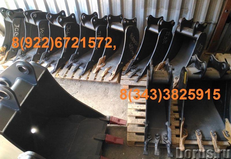 Ковш 0,18 куб.м. JCB 3cx L=600 на экскаватор-погрузчик джейсиби - Запчасти и аксессуары - Продается..., фото 3